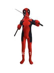 deadpool costume halloween city aliexpress com buy free shipping children deadpool