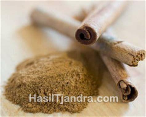 Bubuk Kayu Manis Palembang pd hasil tjandra jaya 187 bahan kue bumbu produk 187 kayu manis