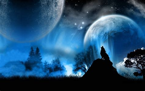 awesome cobalt blue android wallpaper kezanari com wallpapers wolves wallpaper cave