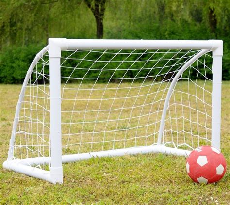 soccer goal backyard mini soccer goals x ft iisport kids soccer goal backyard