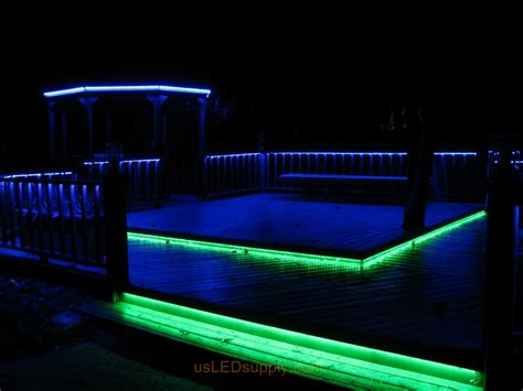 led patio lights led deck lighting