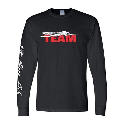 skeeter boats tournament shirts team softstyle long sleeve tee made wtih cotton skeeter