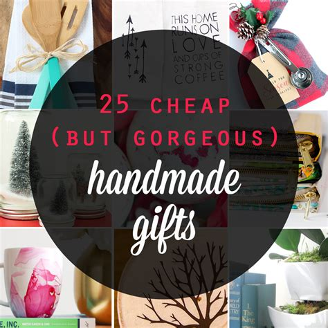 25 cheap but gorgeous diy gift ideas it s always autumn