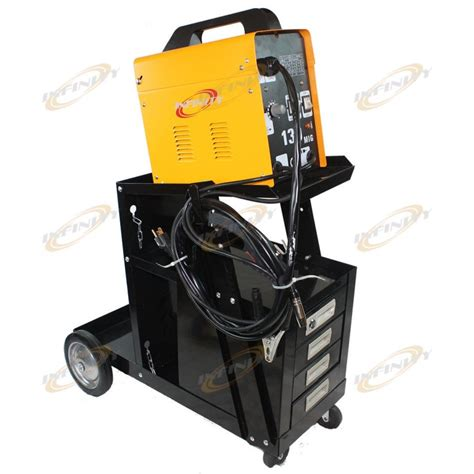 Welding Cart With Drawers by 4 Drawer Cabinet Welding Welder Cart 150lbs Mig Flux Arc
