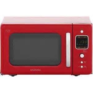 Daewoo Retro Microwave Daewoo Retro Style Kor7lbkr 20 Litre Microwave Best