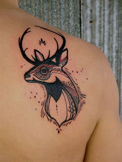 georgia tattoos designs 282 best tattoos deer images on ideas