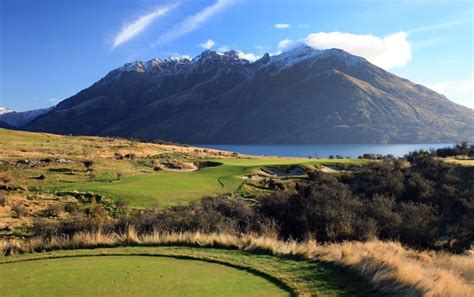 Skechers Queenstown by S Point Golf Course Queenstown New Zealand