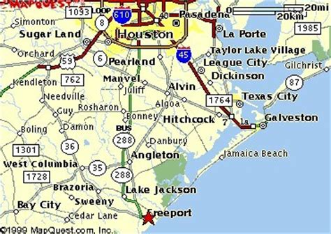 map of freeport texas when to travel to freeport texas whenugo