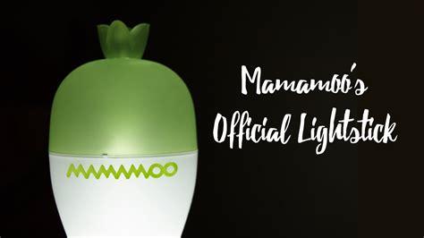 Mamamoo Official Lightstick mamamoo official lightstick