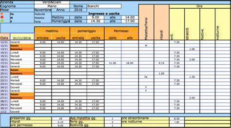 orari banche pomeriggio dipendenti e busta paga rilevazione presenze con excel