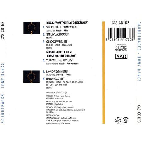 tony banks soundtracks soundtracks tony banks mp3 buy tracklist
