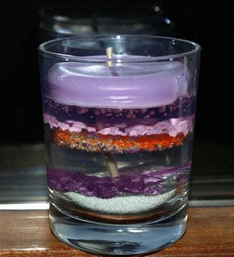 candele gel 6 ways to make gel candles candle