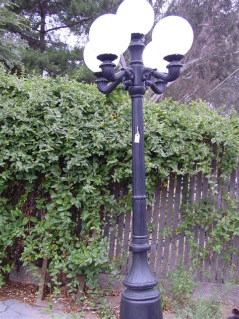 Replace Outdoor L Post by Garden 5 Globe Post L Jpg Outdoor L Post Globes
