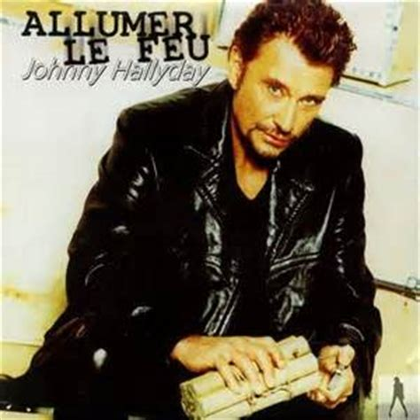 analyse johnny hallyday quot allumer le quot