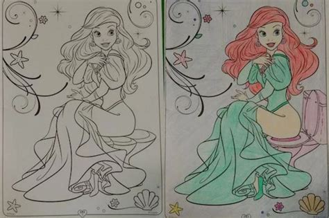 24 coloring book corruptions 24 new corrupted coloring book pages pleated