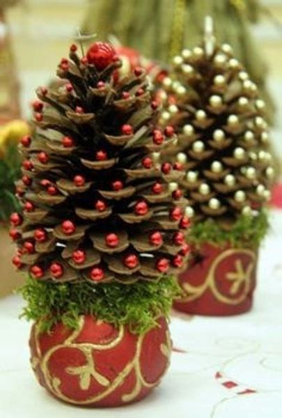 pine cone christmas tree praktic ideas 3 find fun art