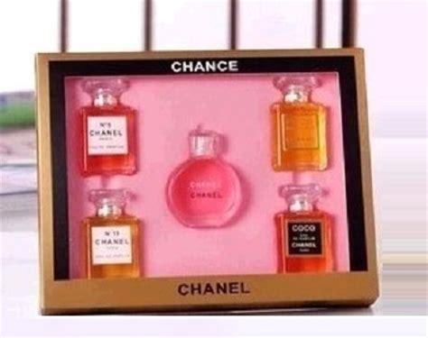 Jual Parfum Chanel Miniatur Set chanel inspired perfume gift set malaysia daily sales