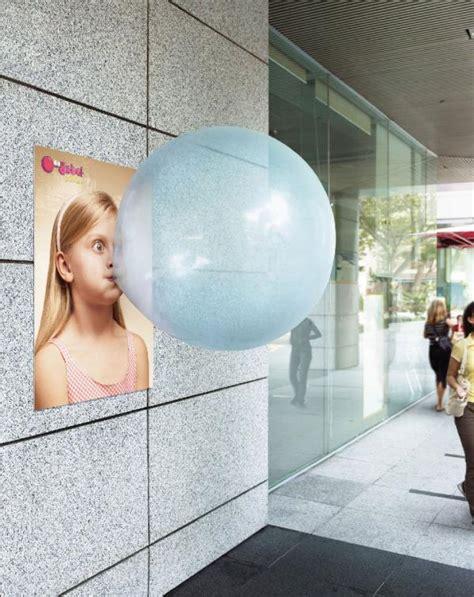 babol ads big babol xxl bubble gum quot blue 1 3 quot outdoor advert by