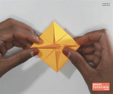 How To Make A Fortune Teller Origami Step By Step - how to make a fortune teller origami paper fortune teller