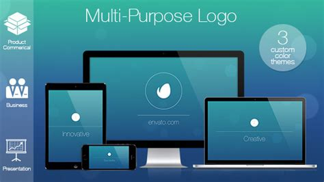 multi purpose logo after effects template videohive