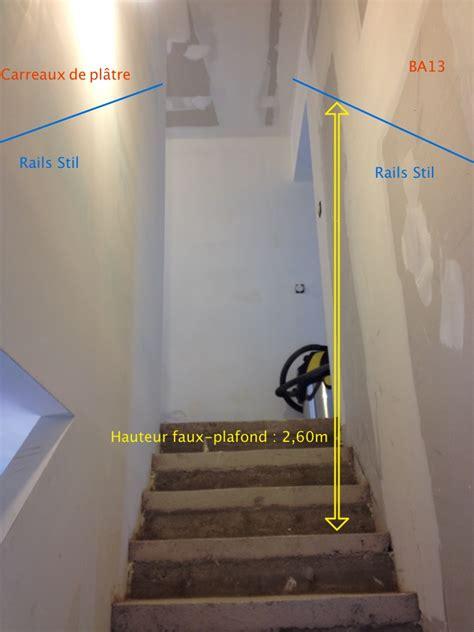 Dans Plafond by Plafond Rant Dans Un Escalier 11 Messages