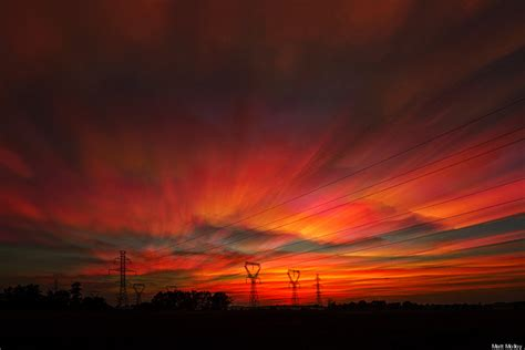 Golden Section Photography by Timestack Photos Collapse Entire Sunsets Into Single