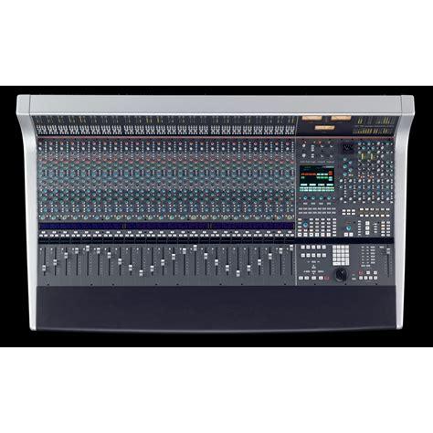 console aws ssl aws 924 delta console analogue avec contr 244 le daw
