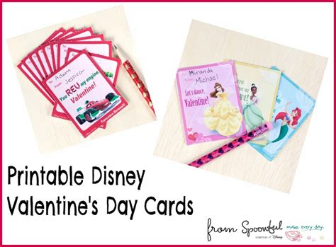 disney valentines day cards last minute printable disney s day cards sippy