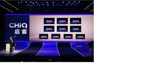 Home Theatre Changhong changhong upgraded chiq tv and unveiled 100 inch laser tv