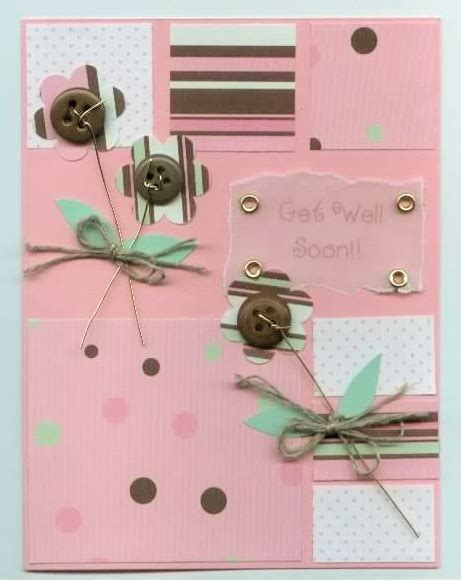 Why Accessories Make The Gift by Why Should You Make Your Own Get Well Card Aa