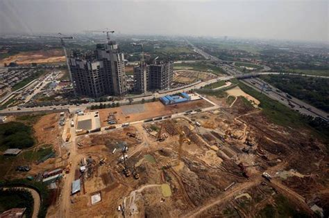 infrastruktur kunci pembangunan kota modern