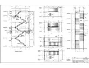 stair plan advanced detailing corp steel stairs shop drawings