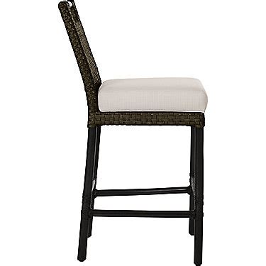 Mcguire Furniture Bar Stools by Mcguire Furniture Pheasant Woven Leather Bar Stool