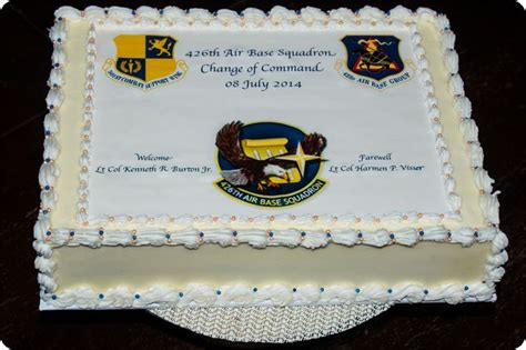 u s air force change of command cake cakes pinterest air force and cakes