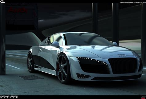 Audi R7 by Audi R7 Concept Flickr Photo
