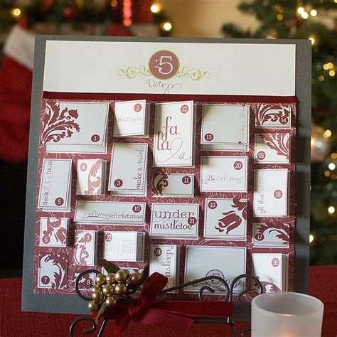 creative advent calendar ideas for christmas mom spark