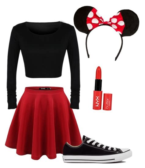 without its dressing style costumes makeup and its jewellery quot minnie mouse costume quot by livvie47 on polyvore featuring