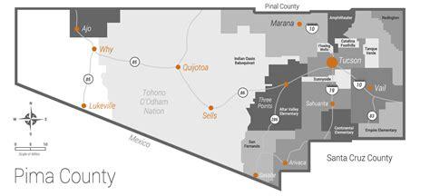 Pima County Housing Search by 187 Pima County District Schoolsarizona Real Estate