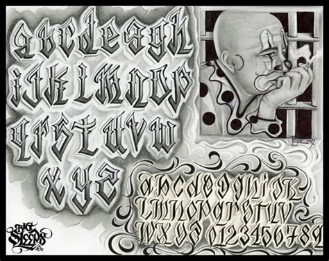 urban tattoo lettering pin tattoo flash chicano urban boog on pinterest