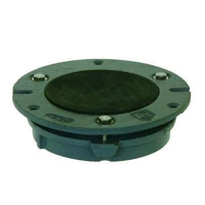 Cast Iron Offset Closet Flange by Sioux Chief 4 In Cast Iron Toilet Flange 890 I42 The Home Depot