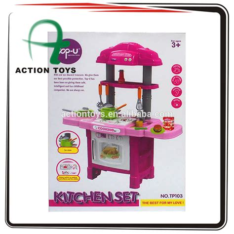 New Products To Play With by New Product Pretend Play Toys Kitchen Play Set Buy