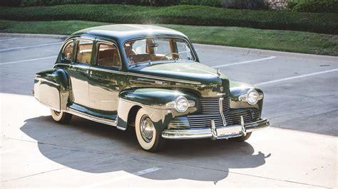 1942 lincoln zephyr 1942 lincoln zephyr sedan s140 1 dallas 2016