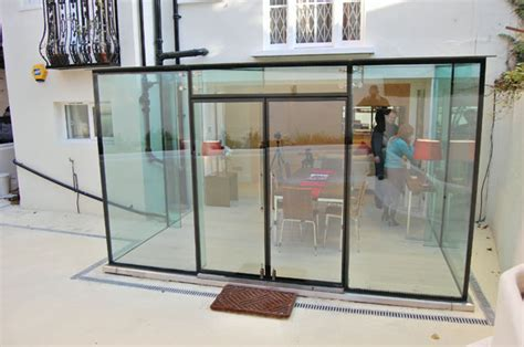 Frameless Glass Exterior Doors Out Of The Frame 6 Inspiring Frameless Solutions For Your Home How To