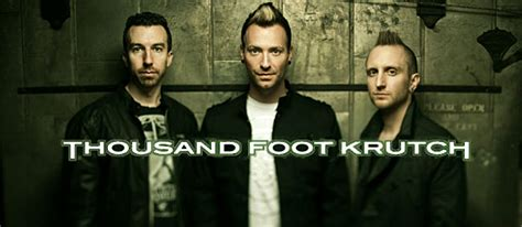 Thousand Foot Krutch Made In Canada The 1998 2010 - trevor mcnevan of thousand foot krutch