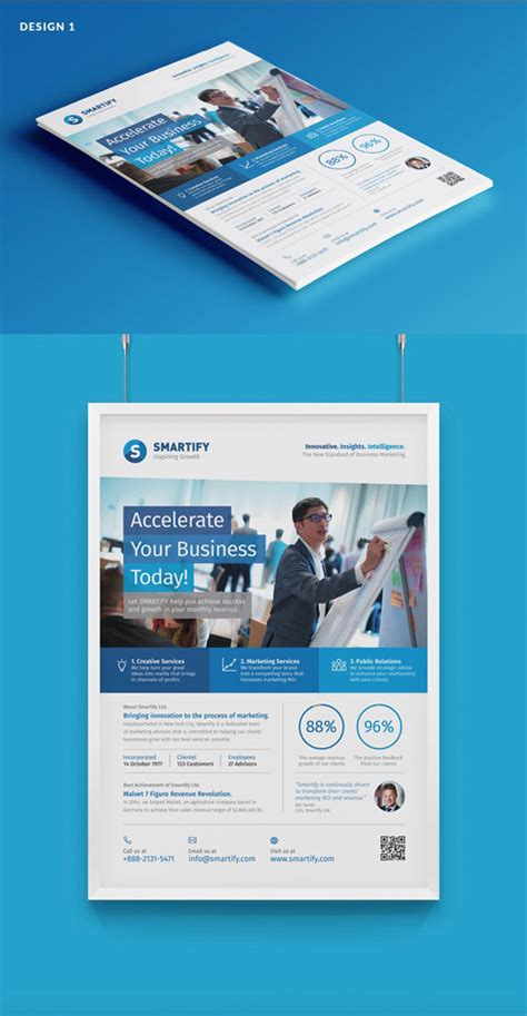 25 professional corporate flyer templates design