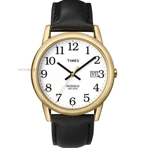 s timex indiglo easy reader t2h291