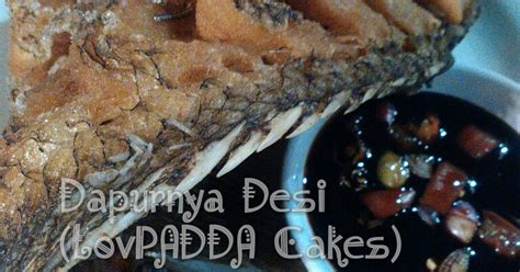fb eka resep gurame goreng garing sambal kecap oleh fb desi eka