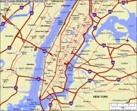Map Of New York City Suburbs by December 2011 Free Printable Maps