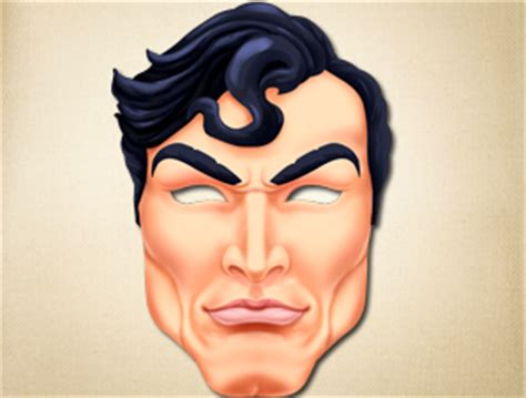 printable superman mask template super man mask the printable mask shop