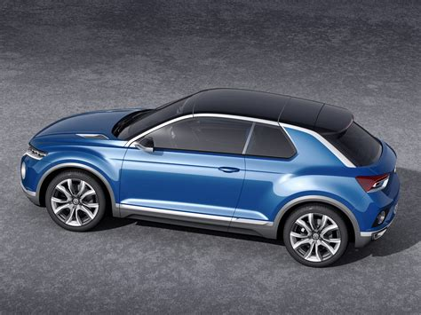 volkswagen in volkswagen t roc to go on sale in 2017